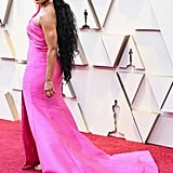 Angela Bassett at the 2019 Oscars