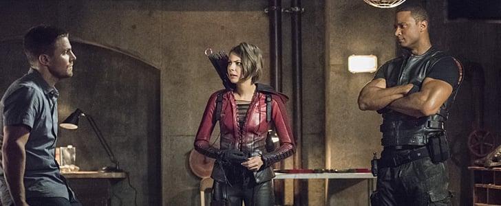 Arrow Season 4 Premiere Pictures