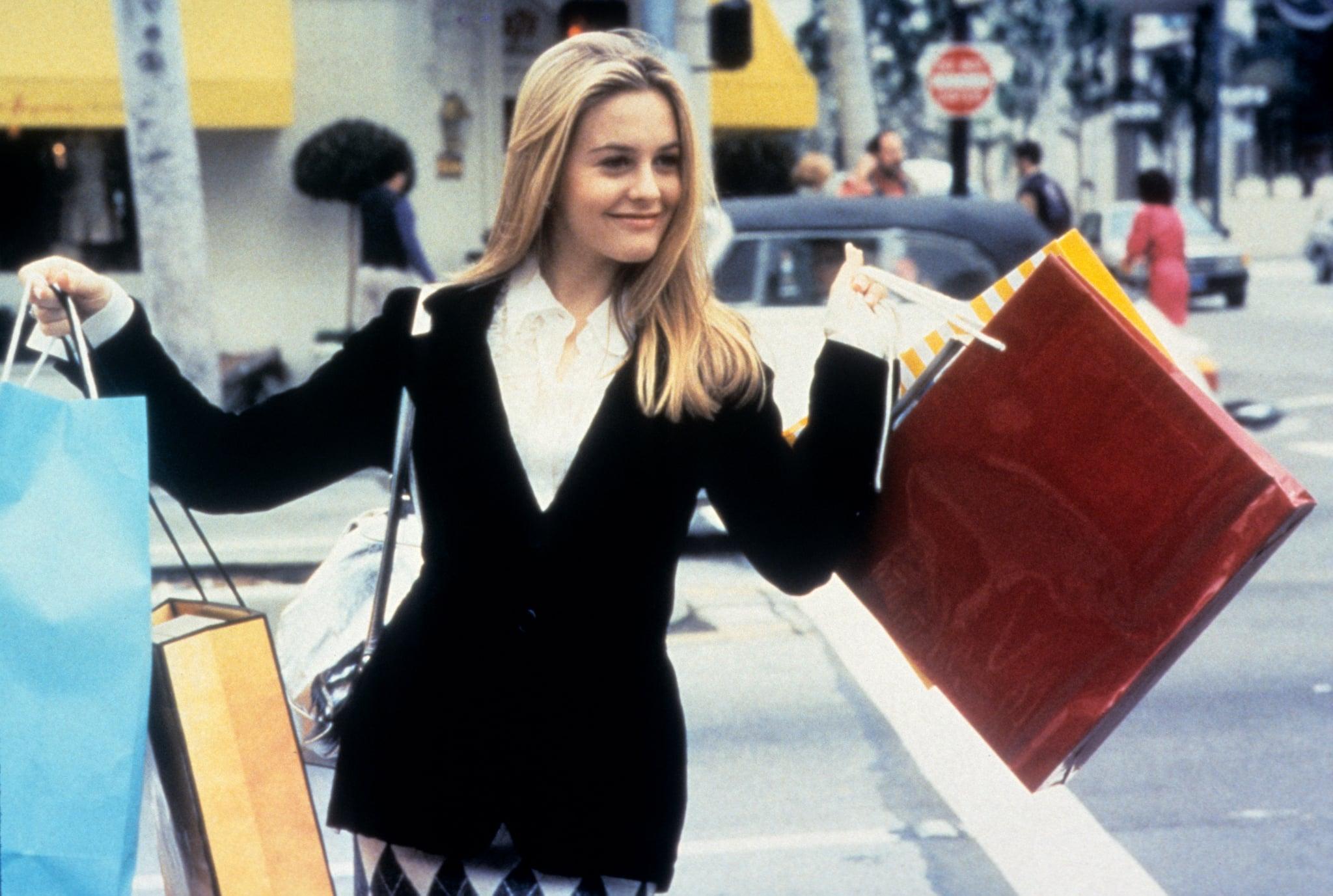 CLUELESS, Alicia Silverstone, 1995.  Paramount/ Courtesy:  Everett Collection