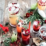Craft your own festive cocktail recipes.