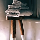 Keep a Damp Towel Nearby