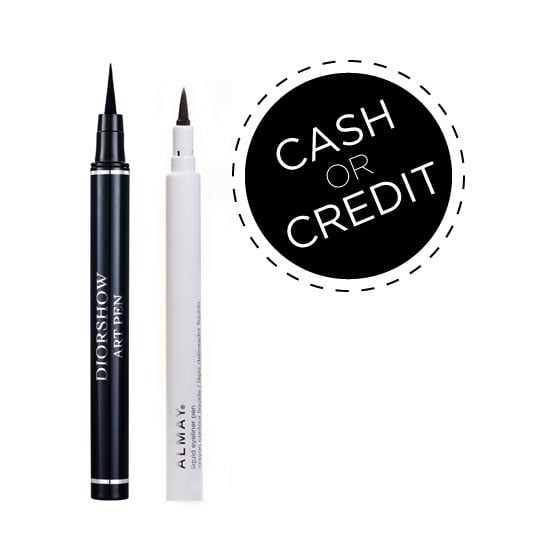 Cash or Credit: The Best Winged Eyeliner Pens