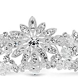 Jon Richard Crystal Embellished Sunflower Double Row Tiara (£80)