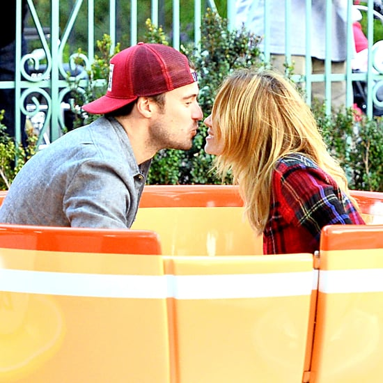Lauren Conrad and William Tell at Disneyland | Pictures