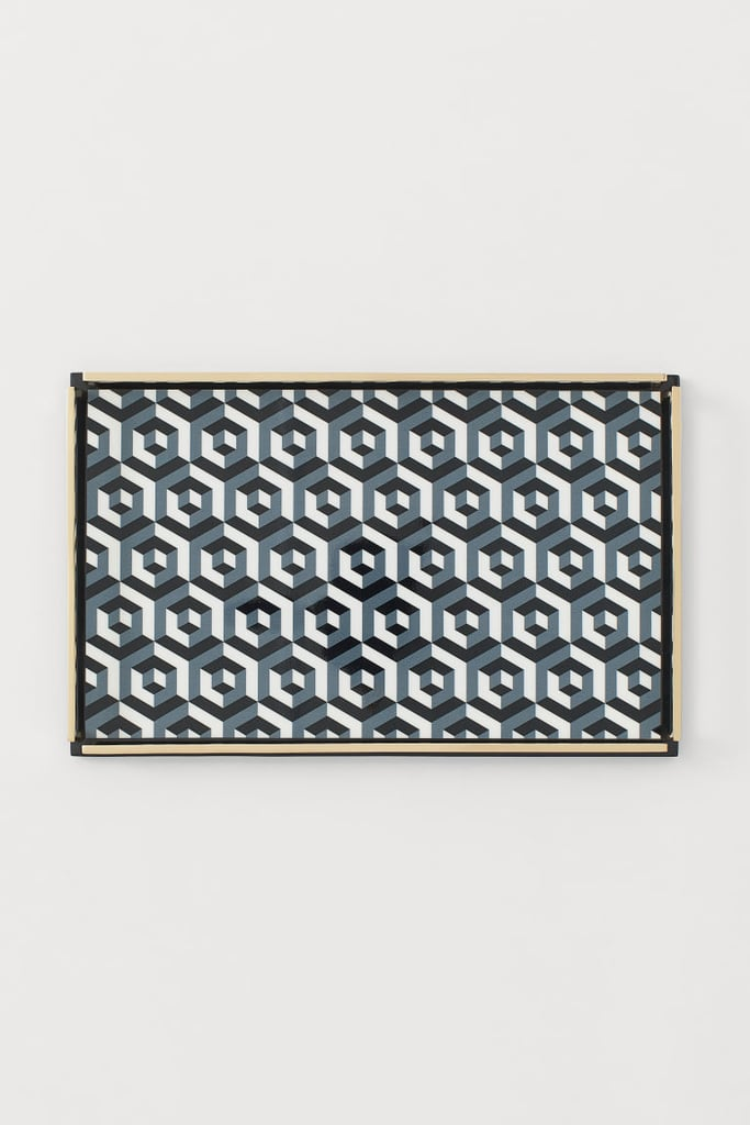 Jonathan Adler x H&M Wooden Tray With Handles