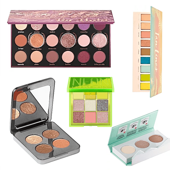 Best Colorful Eye-Shadow Palettes at Sephora