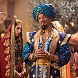 Will Smith totally rocks it as the Genie.