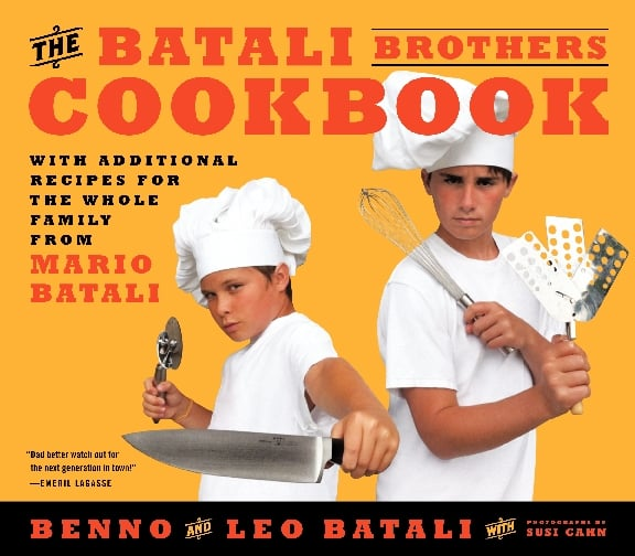 A New Cookbook by Mario Batali's Culinary Kids