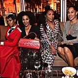 Pictured: Janelle Monáe, Angela Bassett, and Tracee Ellis Ross
