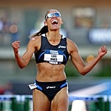 Find Out More About Virgin Olympian Lolo Jones