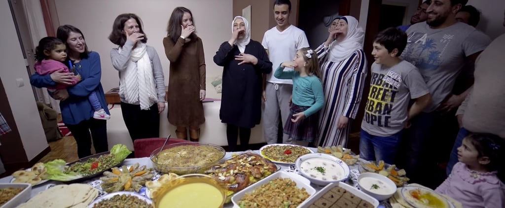 Lisbon's First Syrian Restaurant is Helping Refugees in a Big Way