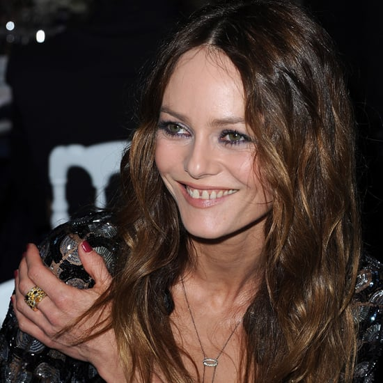 Diane Kruger and Vanessa Paradis at the Sidaction Gala Dinner