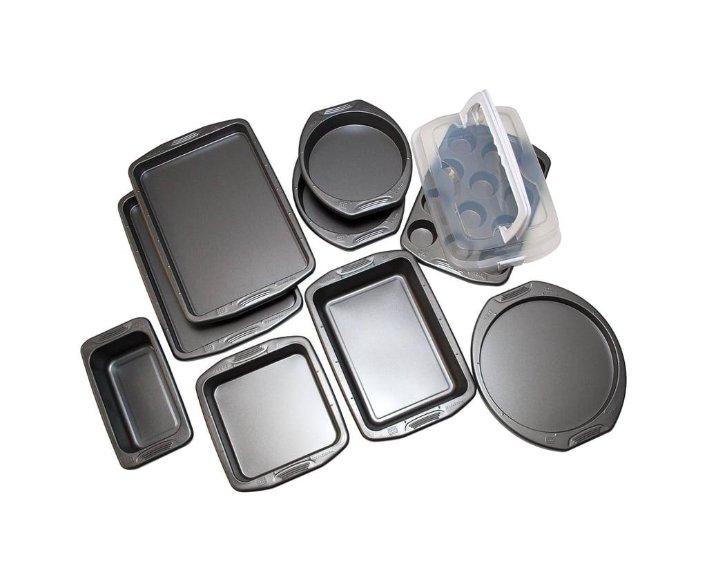 G & S Metal Preferred 10-Piece Bakeware Set