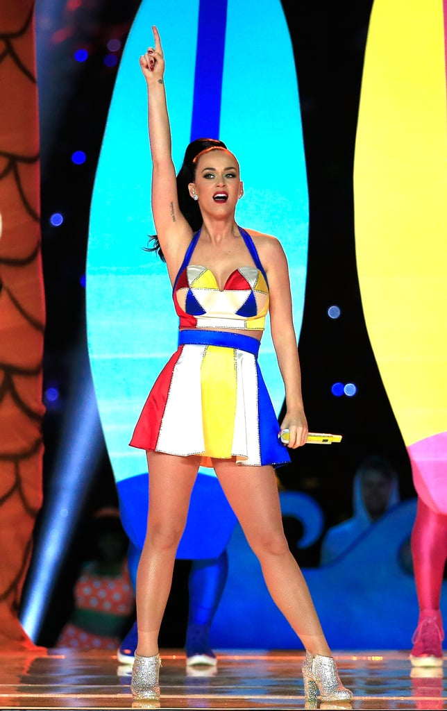 Feb. 1, 2015: Katy's Super Bowl Performance