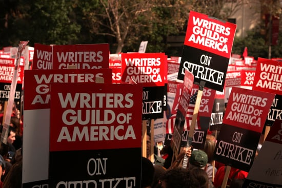 Impact of the Writers Strike in 2008