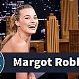 Margot Robbie on Meeting Prince Harry