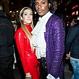 Elizabeth Wagmeister and Carlos Greer as Britney Spears and Prince