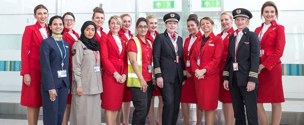 This Airline's All-Female Flights Honored the Suffragette Movement in the Best Way