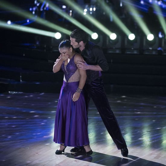 Laurie Hernandez Dancing the Foxtrot DWTS Season 23 | Video
