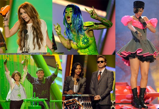 Photos From The Kids' Choice Awards