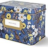 Rifle Paper Co. Capri Recipe Box
