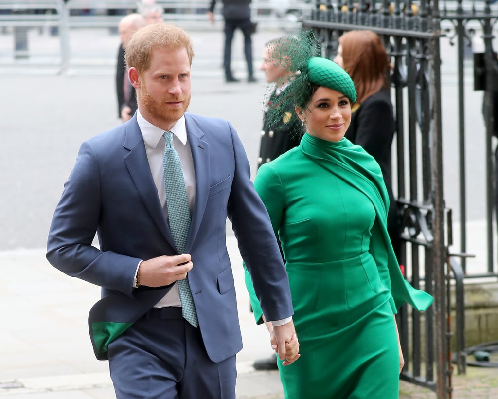 The Way the Press Treated Meghan Markle and Prince Harry