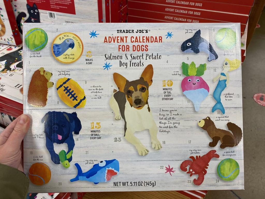 Trader Joe's Advent Calendars For Dogs Are Here For 2020