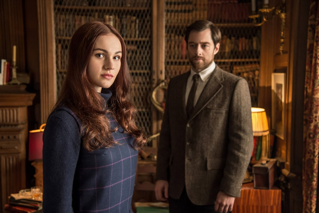 Everything We Know About the Actors Playing Brianna and Roger on Outlander