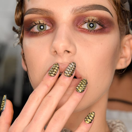 The Blonds Nail Art Fall 2017