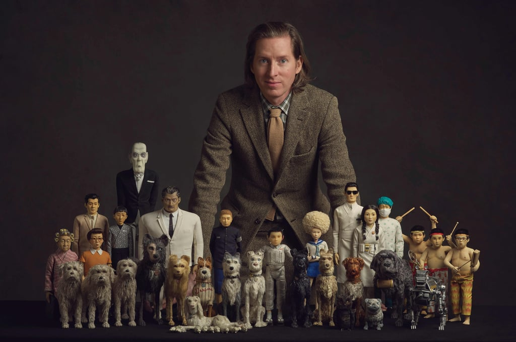 Isle of Dogs Cast