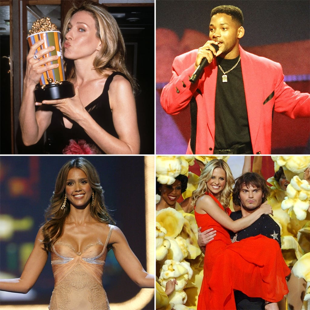 The MTV Movie Awards Hosts You Probably Forgot About