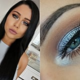 """Ice Blue Makeup Tutorial"" by Amy Macedo"