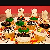 Goblins, Ghosts and Spider Cupcakes, Oh My!