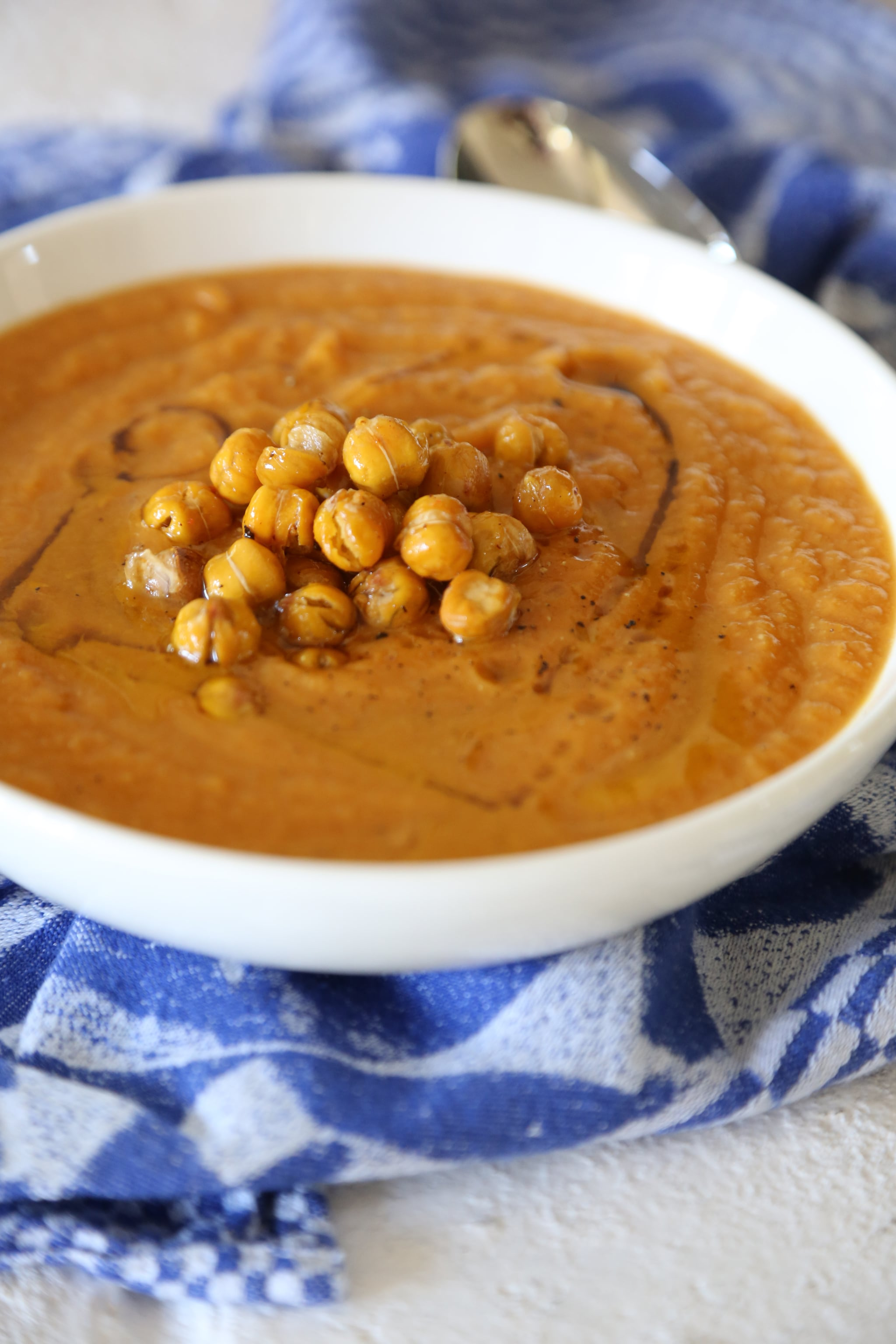 recipe: smooth chickpea soup [24]