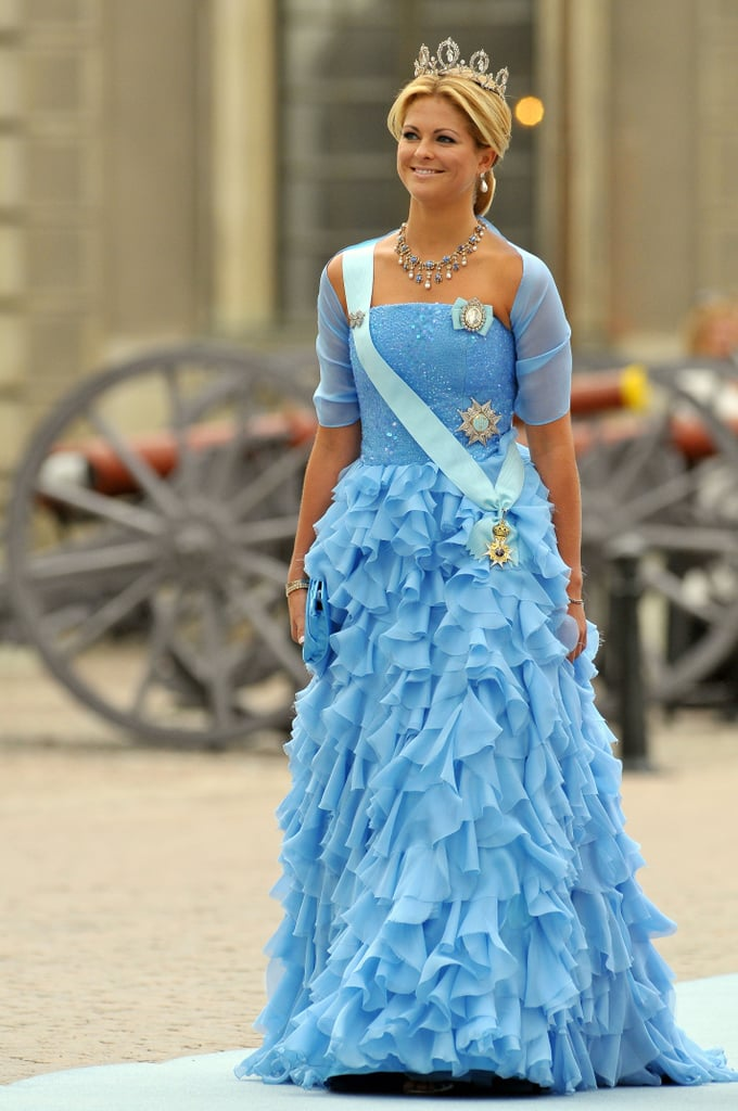 Royals Wearing Dresses Like Disney Princesses