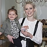 Coco Rocha's and Her Daughter's Matching Smiles Will Make Your Monday Feel Like a Friday