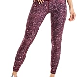 Wear It to Heart Disco Boundless Leggings in Cheerwine