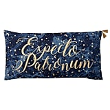 """Expecto Patronum"" Throw Pillow ($40)"