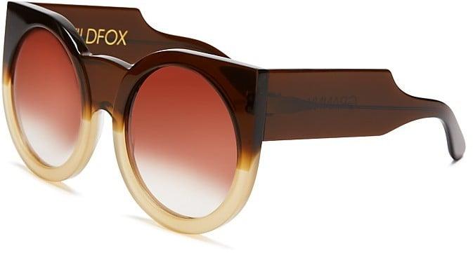 Wildfox Couture Granny Sunglasses, 57mm ($179)