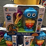 Learning Resources Count and Build Tot Bot