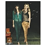 7 For All Mankind Fall 2012 Ad Campaign