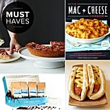 This month we'll be savoring ultraluxe Kobe beef hot dogs and snacking on addictive chocolate-covered banana slices with delectable recommendations from POPSUGAR Food. You can also make the most of picnic weather and the final month of Summer by digging into cheese, fruit, and charcuterie with an ingenious folding knife.