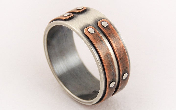Wedding Rings Titanium