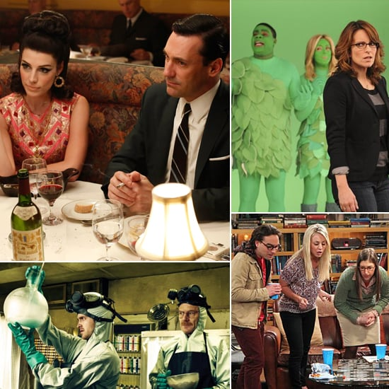 Take a Love Cue From the Emmy-Nominated Shows