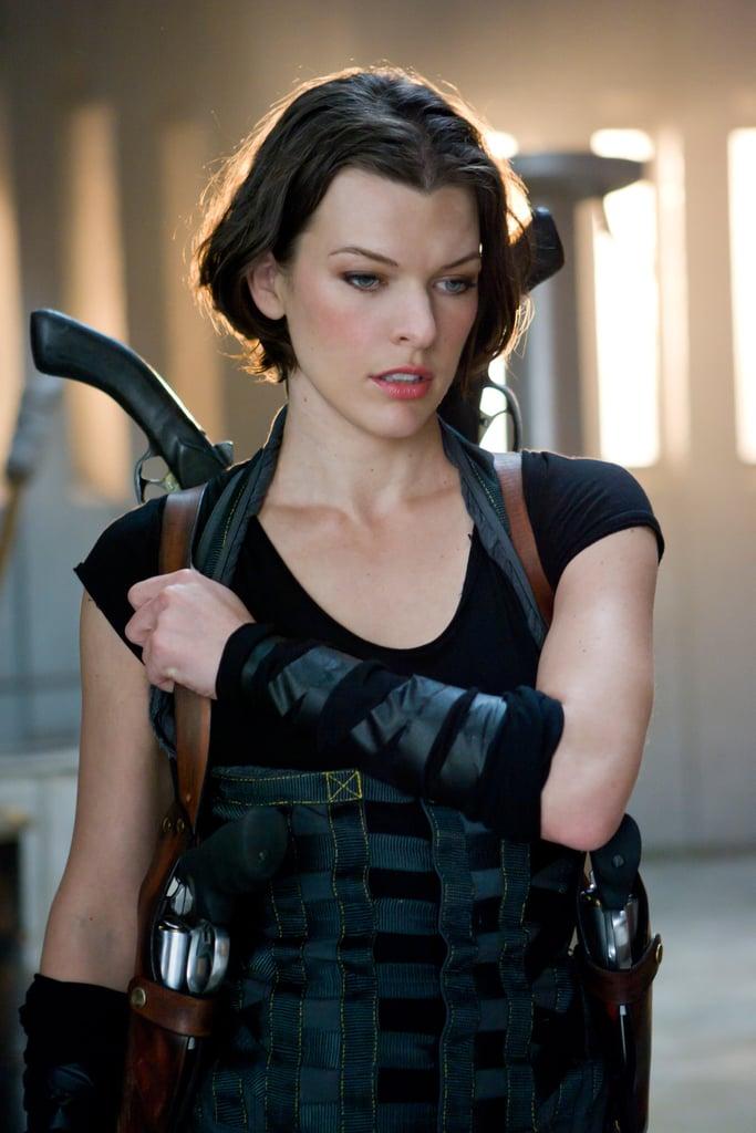 Alice From Resident Evil