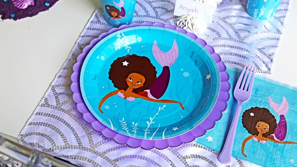 Party Supplies For Children of Color Kickstarter Campaign