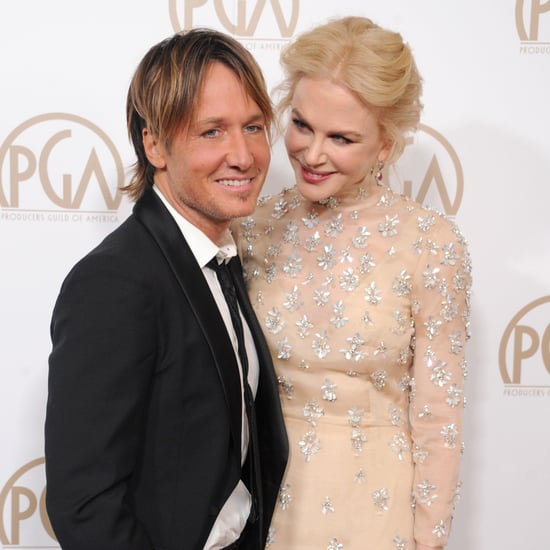 Nicole Kidman and Keith Urban at Producers Guild Awards 2017