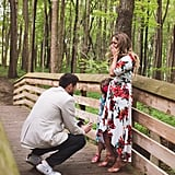 Man Proposes to Fiancee's Daughter