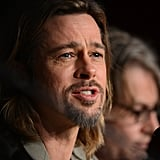 Brad Pitt Tells a Cannes Crowd That He and Angelina Have No Wedding Date Yet