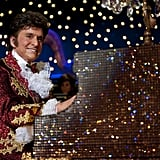 Liberace From Behind the Candelabra